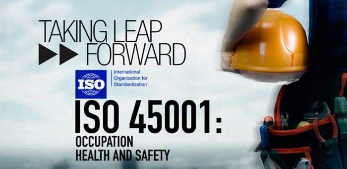 Sertifikasi ISO 45001