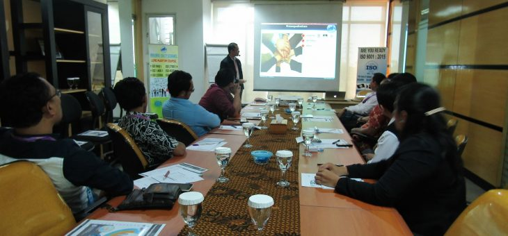 Training ISO 9001 Kalimantan