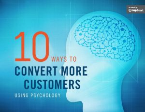 Book Cover: 10 Ways To Convert More Customers