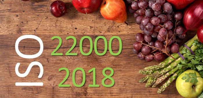 Sertifikasi ISO 22000:2018