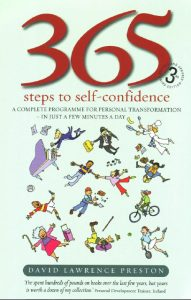 Book Cover: 365 Steps to Self-Confidence