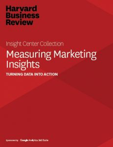 Book Cover: Measuring Marketing Insights