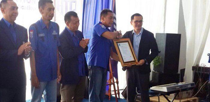 Penyerahan Sertifikat ISO 9001: 2015 PT. Halim Mitra Dirgantara