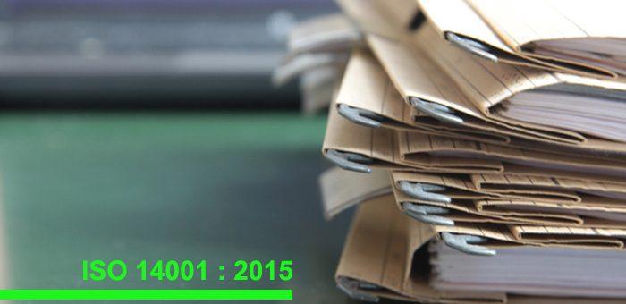 Ini Dia Persyaratan Dokumen Wajib ISO 14001:2015 !!
