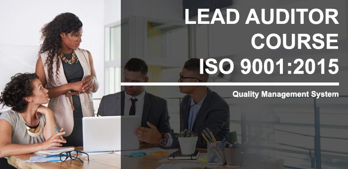 Training Lead Auditor ISO 9001:2015 – IRCA Certified