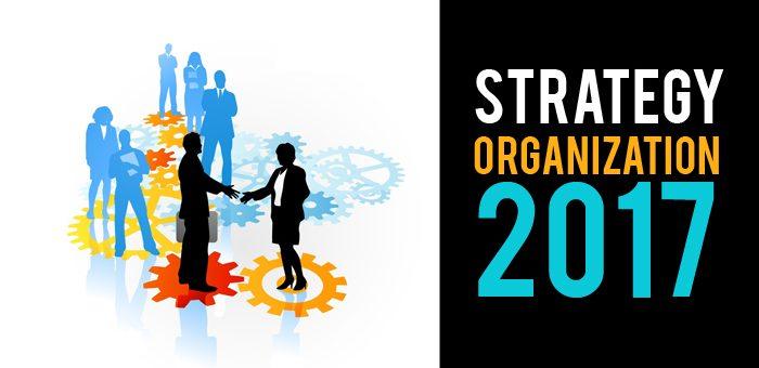 Strategi Organisasi Tahun 2017