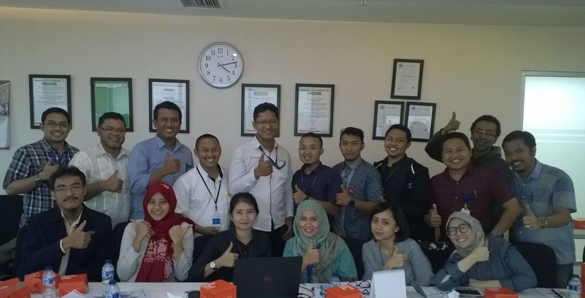 training iso batam