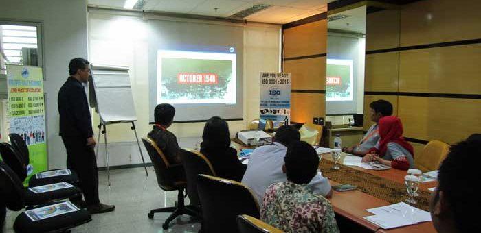 Training ISO 9001 Jakarta