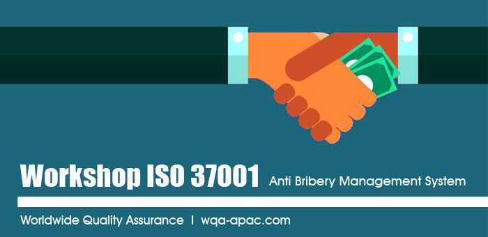 Workshop ISO 37001 – Standar Anti Suap & Korupsi
