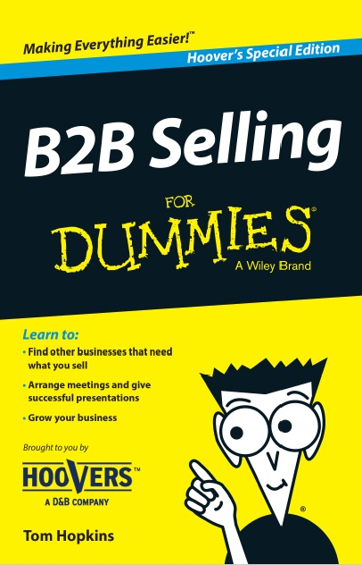 Book Cover: B2B Selling