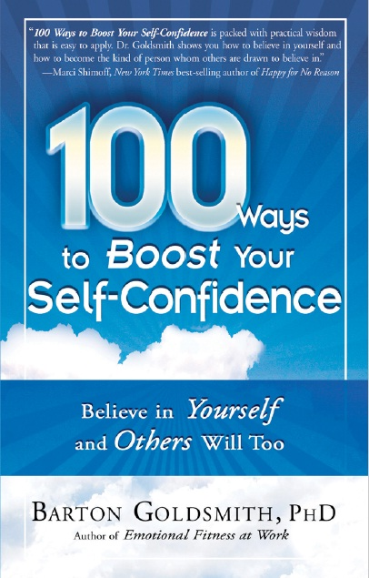 Book Cover: 100 Ways to Boost Your Self-Confidence