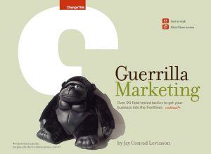 Book Cover: Guerrilla Marketing