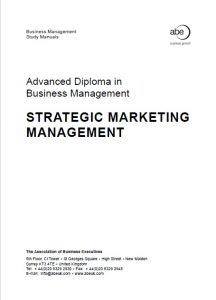 Book Cover: Strategic Marketing Management
