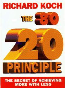Book Cover: The 80/20 Principle