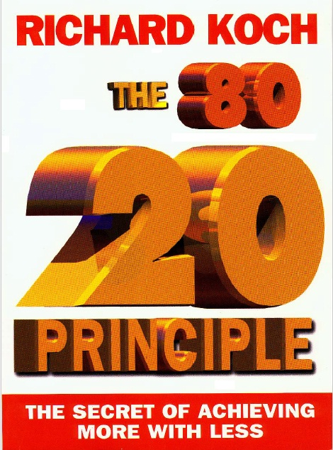 Book Cover: The 80/20 Principle