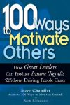 Book Cover: 100 Ways to Motivate Others