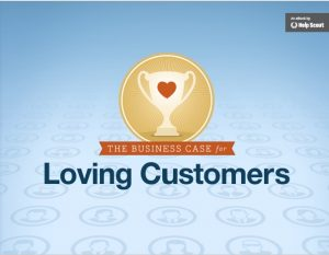 Book Cover: Loving Customers