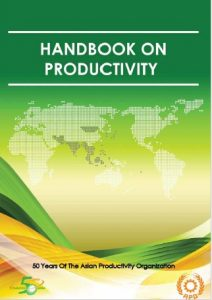 Book Cover: Handbook On Productivity
