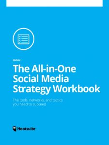 Book Cover: The All-in-One Socmed Strategy