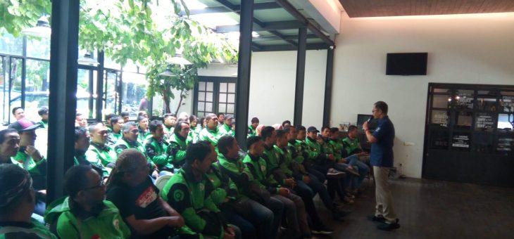 Training Pelayanan Prima Gojek di Jakarta dan Bandung