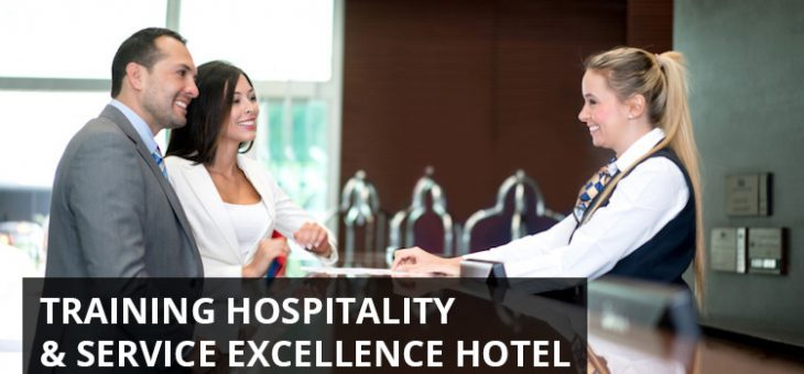 Training Hospitality dan Pelayanan Prima Hotel